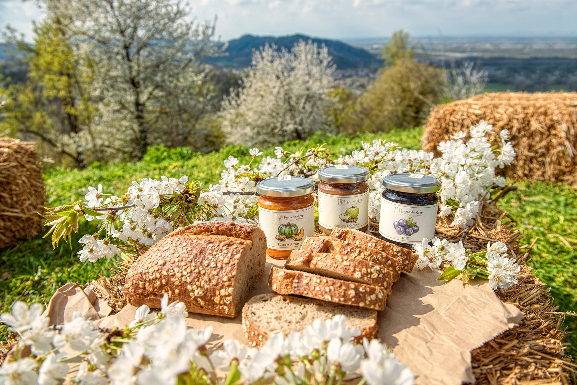 Agriturismo Parco del Grep - Monferrato, Piemonte - Prodotti genuini alla Locanda del Grep