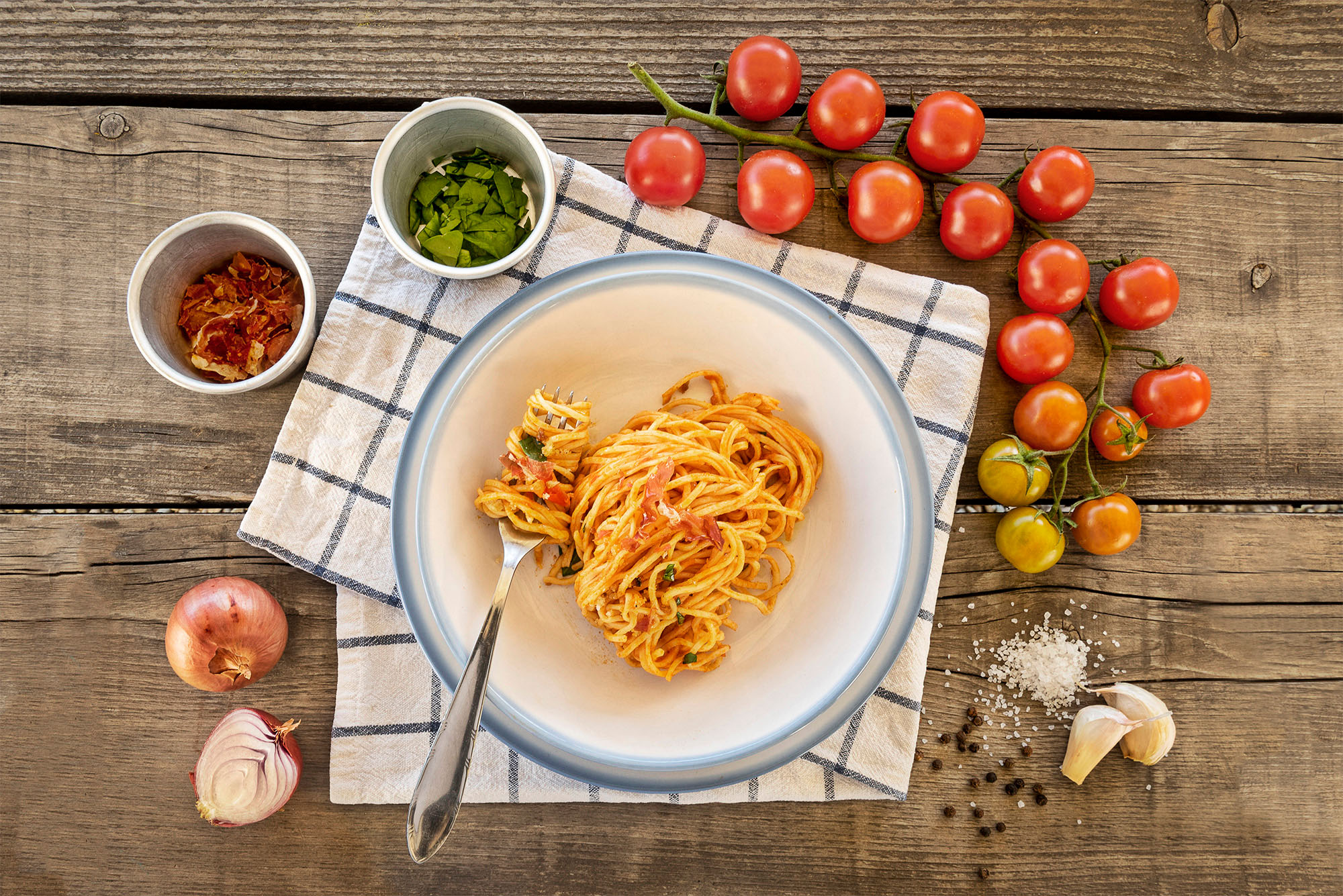 Agriturismo Parco del Grep - Monferrato, Piemonte - La cucina alla Locanda del Grep