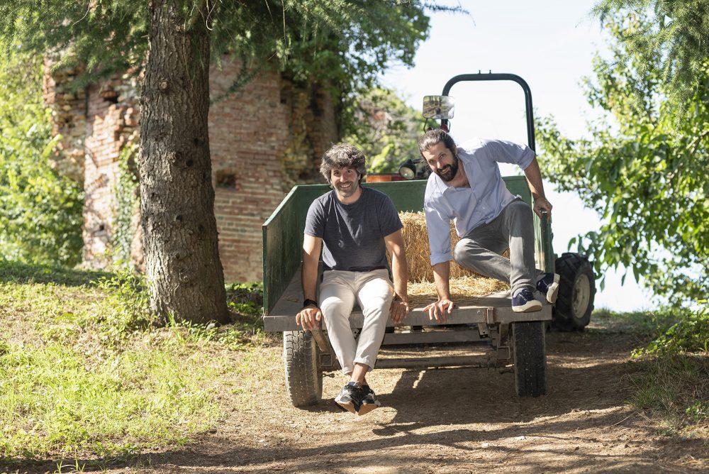 Agriturismo Parco del Grep - Monferrato, Piemonte - Matteo e Francesco, i proprietari