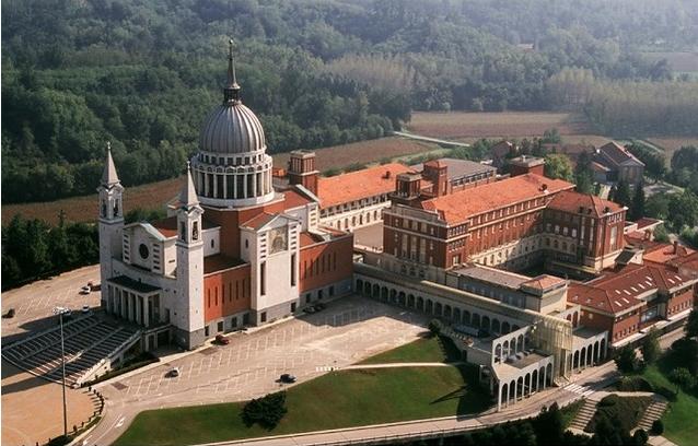 Siti culturali - Agriturismo Parco del Grep - Monferrato, Piemonte - Basilica di Don Bosco