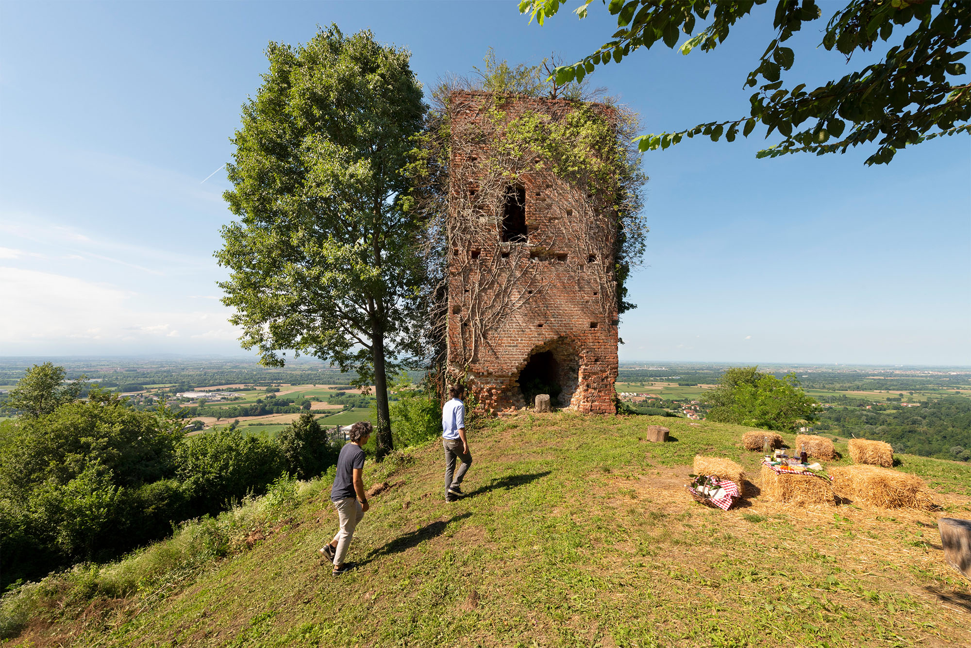 Agriturismo Parco del Grep - Monferrato, Piemonte - Torri del Grep