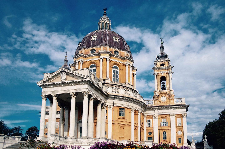 Siti culturali - Agriturismo Parco del Grep - Monferrato, Piemonte - Basilica di Superga ©NBTS Viaggi