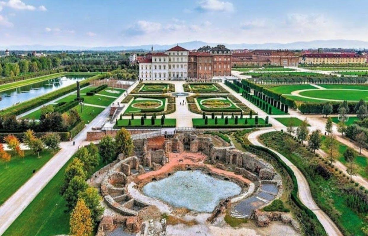 Siti culturali - Agriturismo Parco del Grep - Monferrato, Piemonte - Venaria Reale ©FAI-Fondo Ambiente Italiano